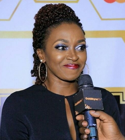 kate henshaw slapped journalists