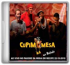 CD Cupim Na Mesa - Samba Recife 2010