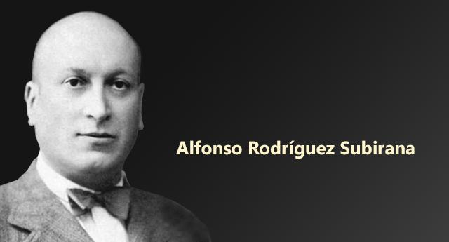 Alfonso Rodríguez Subirana