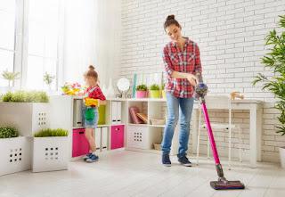 Tips Bersihkan Rumah di Akhir Pekan