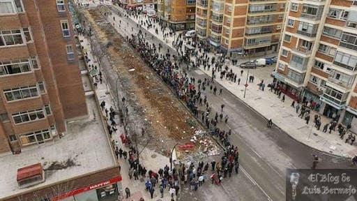 La revuelta de Burgos