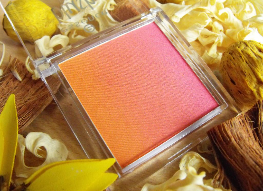 Essence Blush Up Powder Blush in Heatwave