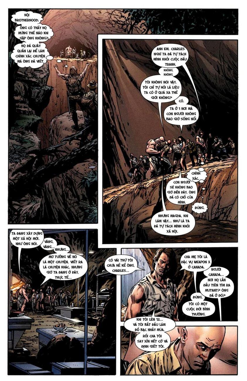 Ultimate Origin chap 3 trang 17