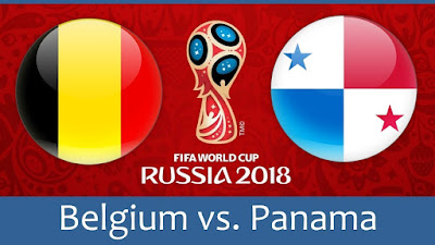 Live Streaming Belgium vs Panama Piala Dunia 18.6.2018