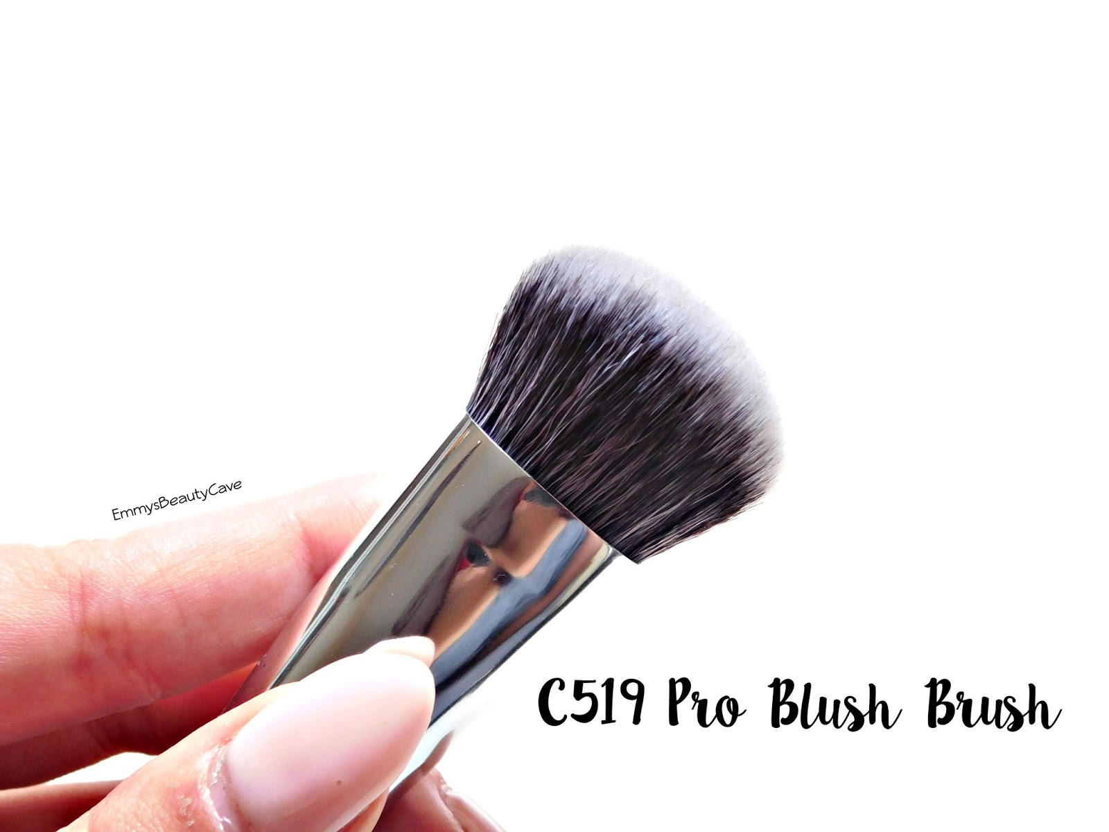 crown brushes. crown brush c519 pro lush blush brushes