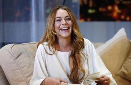 Serius Dalami Islam, Lindsay Lohan: Eid Mubarak
