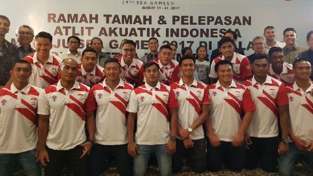 Timnas Polo Air Putra Asah Kekompakan untuk SEA Games