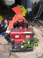 Mesin Pencacah, Penggiling, Perajang Pelepah Sawit Dan Limbah Pertanian, Perkebunan, Peternakan