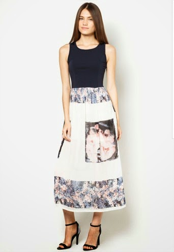 long dress bunga