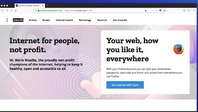 Mozilla Firefox Quantum 58.0.2 Offline Installer (32bit & 64bit) Full Version