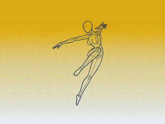 Como desenhar um corpo humano (Desenho Realista)