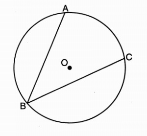 X why january 2016 geometry not common core regents part 1 in the diagram below abc is inscribed in circle 0 ccuart