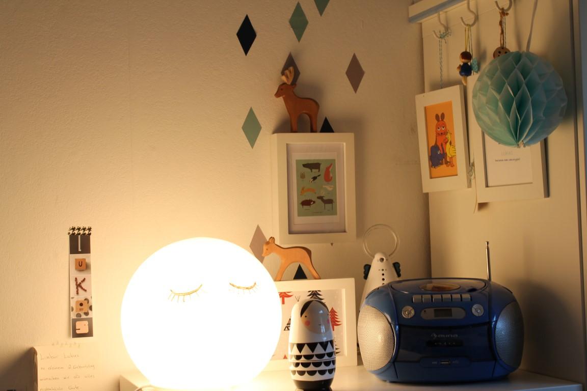 kleines freudenhaus kinderzimmer makeover mit ikea kura hack. Black Bedroom Furniture Sets. Home Design Ideas
