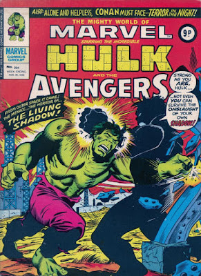Mighty World of Marvel #204, The Hulk