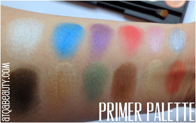 SLEEK Primer Palette