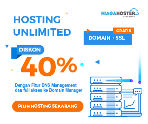Review Niagahoster, penyedia web hosting dan domain terbaik di Indonesia