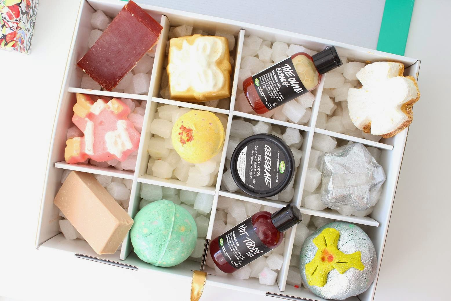 Lush 12 Days of Christmas