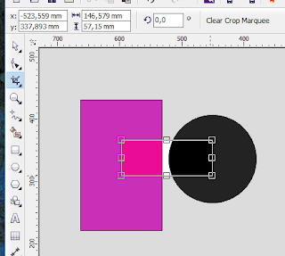 tutorial coreldraw mengcrop picture