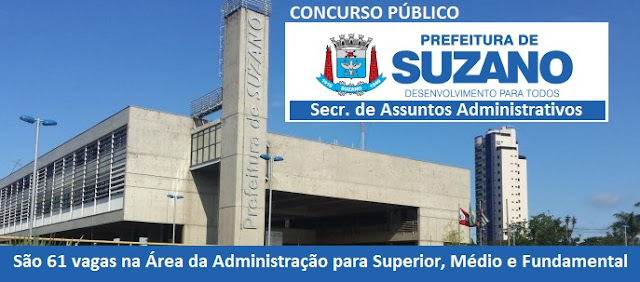 Apostila Concursos Prefeitura de Suzano pdf.