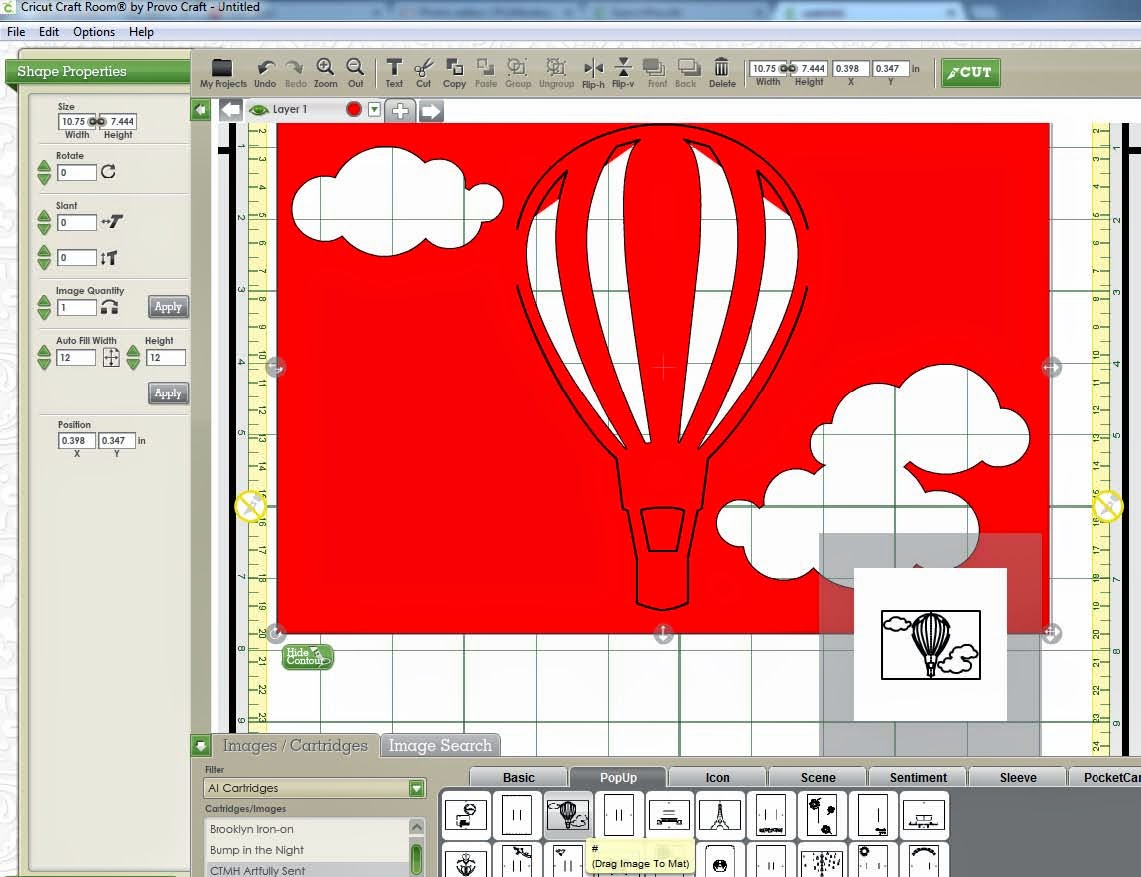 Free Cricut Craft Room: How To Use Cricut Craft Room With Cricut Expression Free