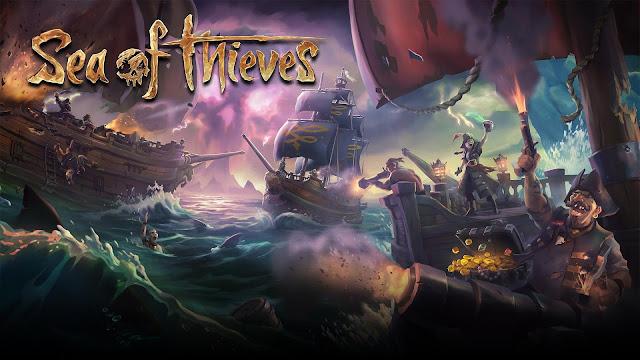 """Sea of Thieves"" Game nhập vai cướp biển 2018"