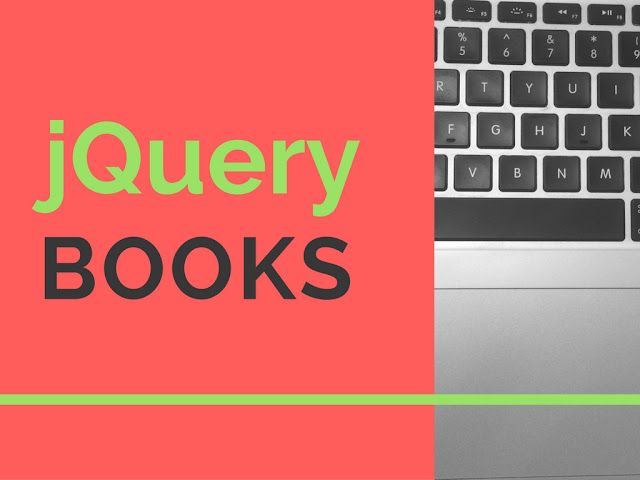 List of Best jQuery Books For JavaScript Developers