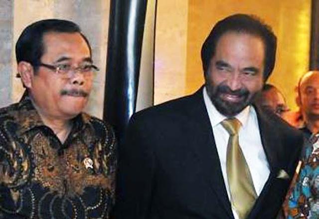 Blak-blakkan Surya Paloh Sudah Tahu Siapa Cawapres yang Dipilih Jokowi, Ternyata….