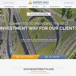 Export Way: обзор и отзывы о exway.pro (HYIP СКАМ)