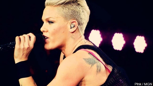 Video: P!nk - Just Like Fire