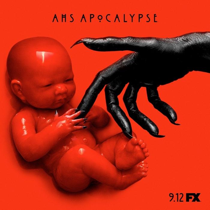 American horror story: Apocalyse
