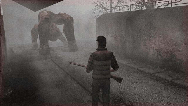 Silent Hill adalah game horror yang penuh adegan menegangkan