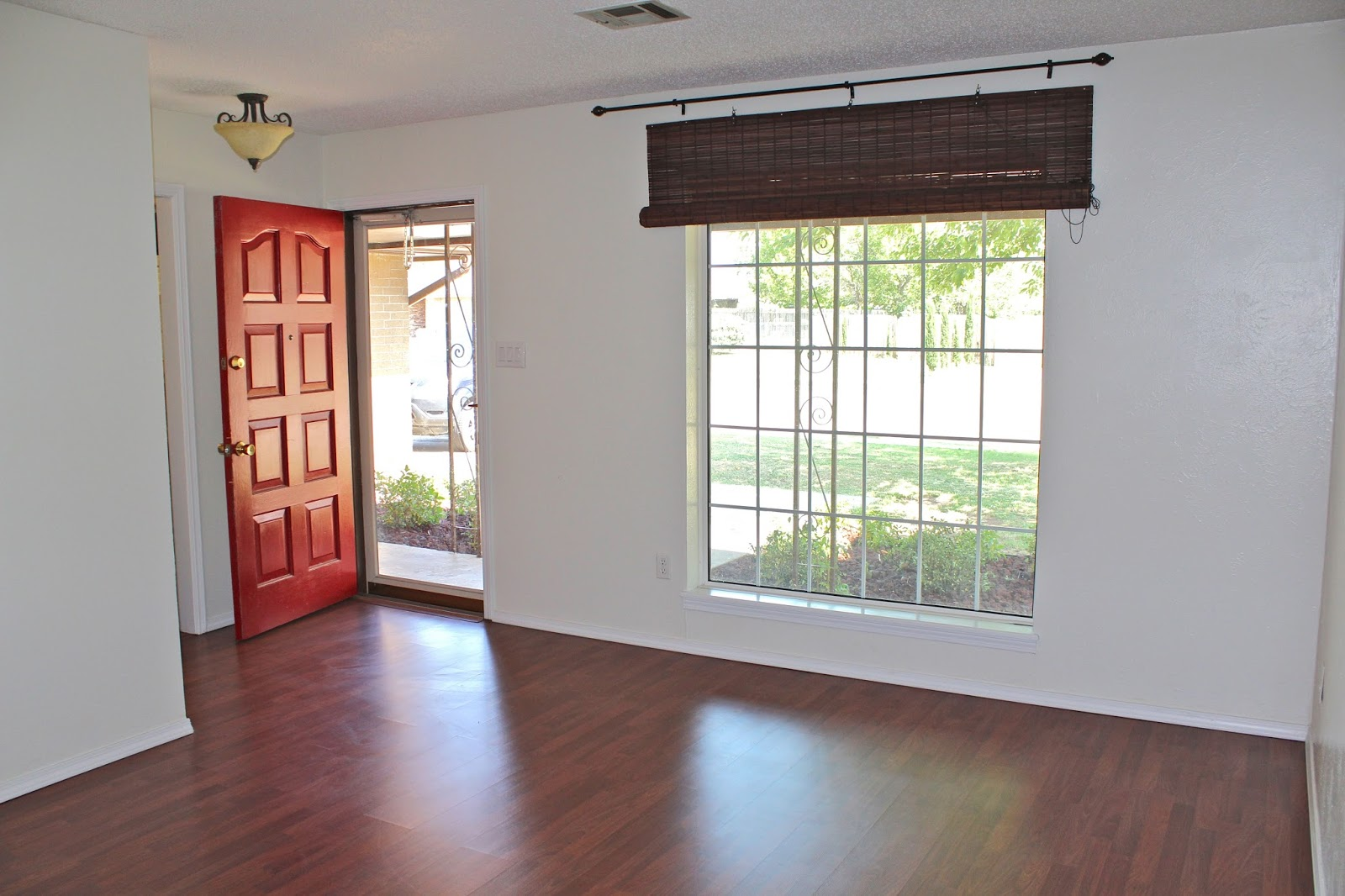 living room and kitchen tour emma marie designs. Black Bedroom Furniture Sets. Home Design Ideas