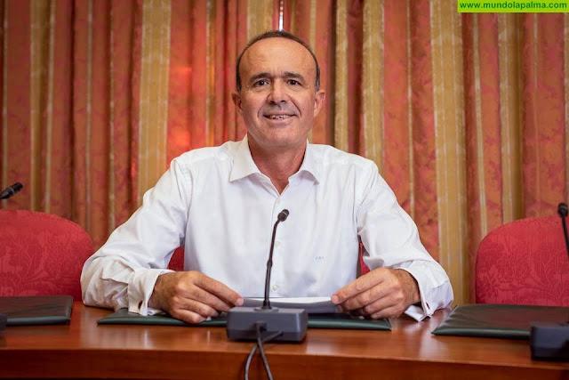 Raúl Camacho muestra su apoyo a la Consejería de Turismo del Gobierno de Canarias ante su nueva reunión con el Ejecutivo Nacional
