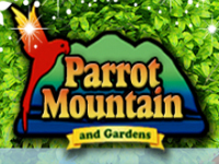 Parrot Mountain and Gardens Pigeon Forge, TN