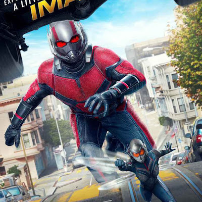 Ant Man and the Wasp poster HD