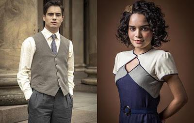 Carlos e Inês (Foto: Reprodução)