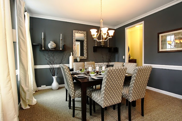 wall painting ideas dining room paint