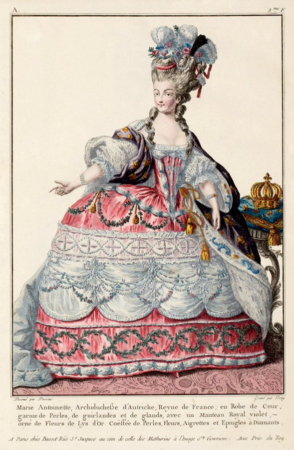 Ekduncan My Fanciful Muse Marie Antoinette The Royal