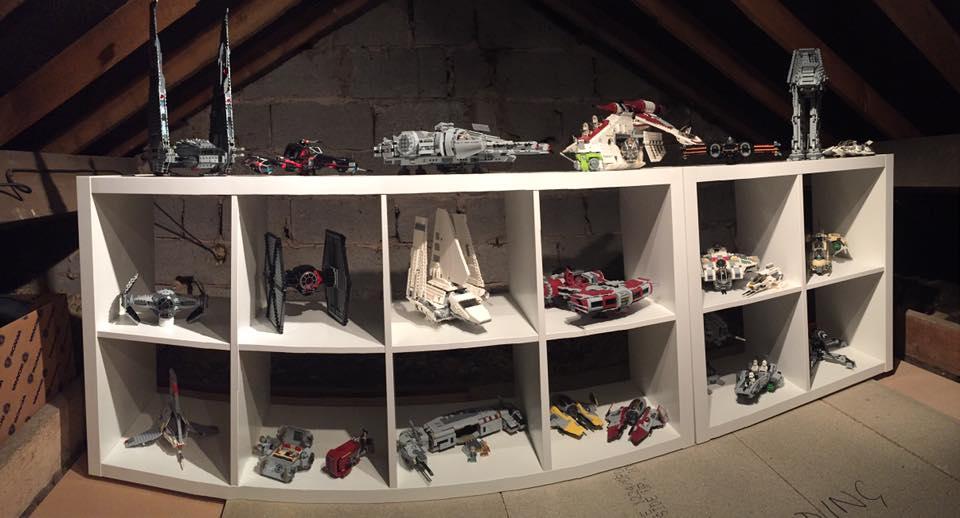 proders star wars agencer sa collection hyperdrive. Black Bedroom Furniture Sets. Home Design Ideas