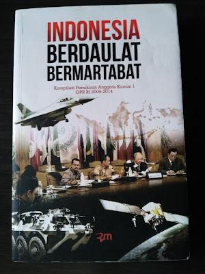 Cover Buku Indonesia Berdaulat Bermartabat