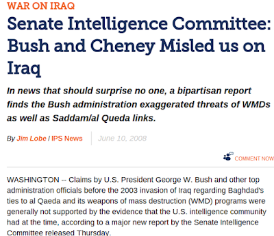 "Media: How The ""Left"" Enables GOP Tyranny - The Ongoing Iraq War Lies Coverup By Richard Engel & NBC"