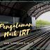 Pertama Kali Naik LRT di Palembang