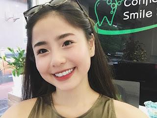 Gái xinh facebook Nguyễn Nam Thương
