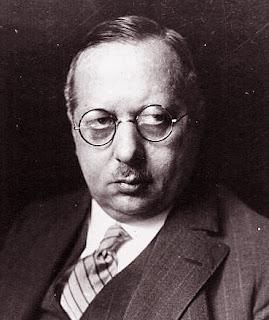 Ernst Wagemann, 1933. Foto: Robert Wilhelm Senneck. Acervo: Biblioteca Nacional da França.