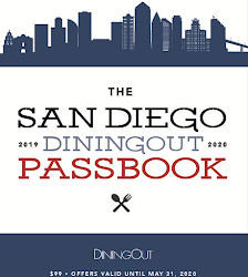 Use discount code SDVILLE to get your San Diego Dining Out Passbook for just $39!
