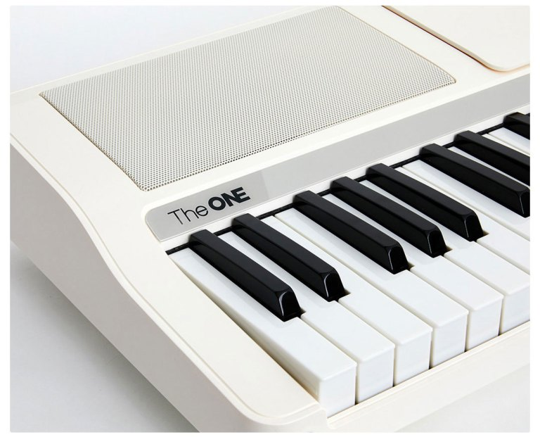 theone smart keyboard light piano
