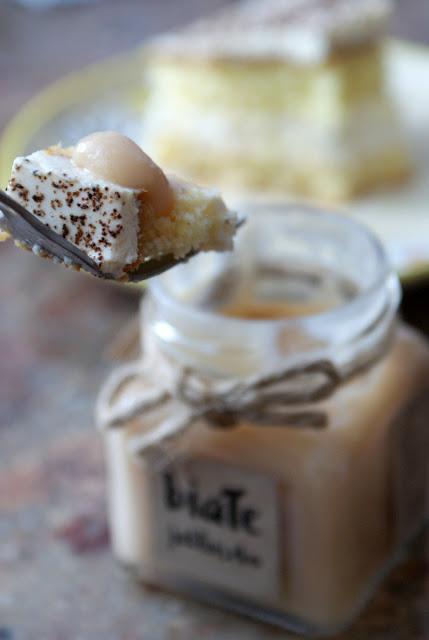 Małe Szczęścia, natura w słoiczkach,biszkopt z masą serową, idealny biszkopt,ciasto szybkie i łatwe,