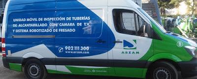 Desatascos en Madrid