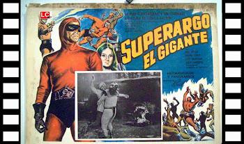 Cartel: Superargo, el gigante (1968) (L'invincibile Superman)