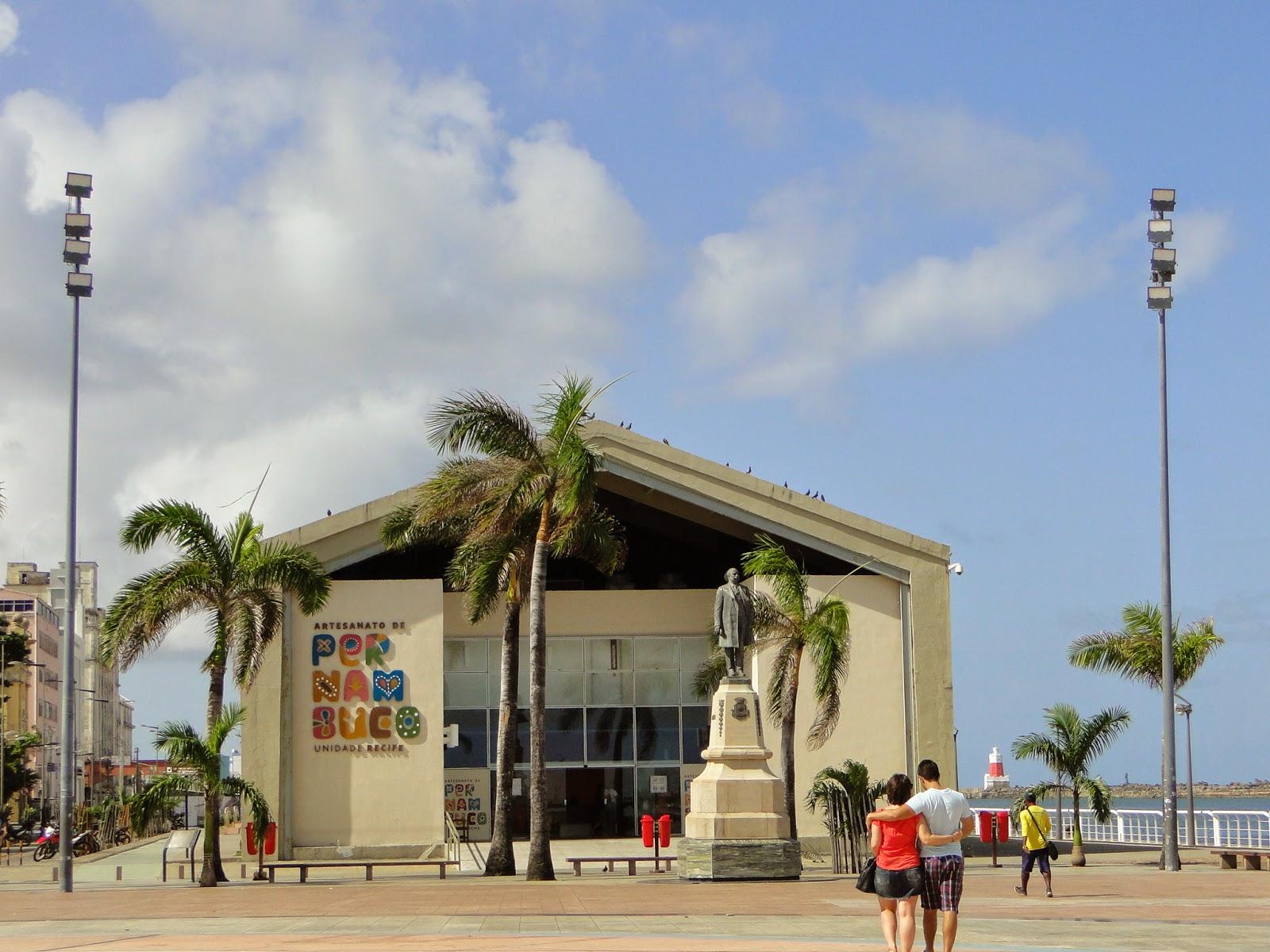 centro de artesanato de recife